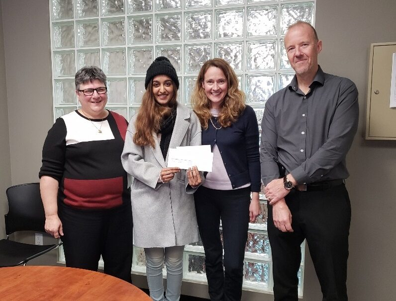 Corporate Cleaning Services Scholarship/Bursary award recipient 2018 1