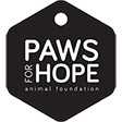 Paws for hope logo