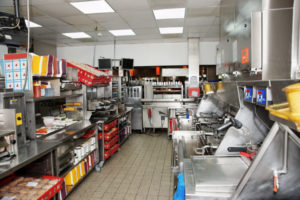 Comprehensive Commercial Kitchen Cleaning | Corporate Cleaning Services