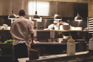 Keep your kitchen clean | Corporate Cleaning Services